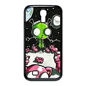 Fashion Alien invader gir Personalized samsung galaxy S4 I9500 Case Cover