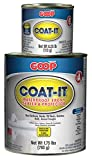 Amazing GOOP 5400040 Coat-It Waterproof Epoxy Sealer & Protector - 2 lb Kit