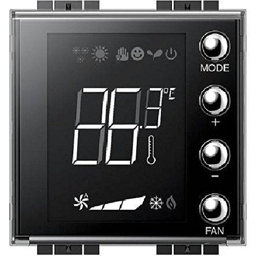 Bticino my home - Termoregulador con display: Amazon.es: Industria, empresas y ciencia