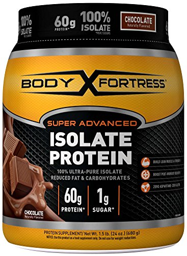 Body Fortress 100% Isolate Protein