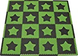 Tadpoles Playmat, Stars/Green/Brown Review
