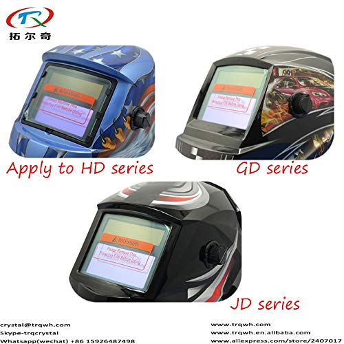 Amazon.com: Welding helmet|welding mask|External Protector ...
