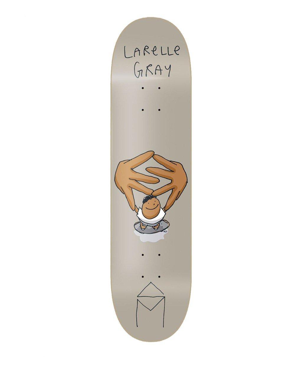 Sk8Mafia Larelle Gray Henry Jones Skateboard, Multicolour, 8