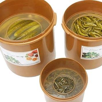 Crazy coreano cocina Premium Kimchi, Chucrut fermentación y ...