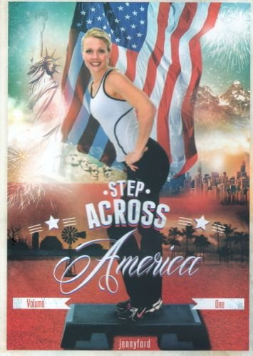 Jenny Ford Step Across America Volume 1 - Niagara Falls Ford