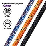 YUZENET Static Climbing Rope 2/5 Inch 100 Feet