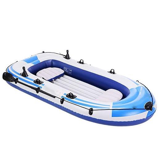 BUHWB Piscina Hinchable Bote Inflable de Asalto Agua para Kayak ...