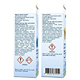 Biotraxx Classic 1:1 Set, 1x 100ml Citric Acid 50%, 1x 100ml Sodium Solution   Water Purification and Disinfection   Made in Germany