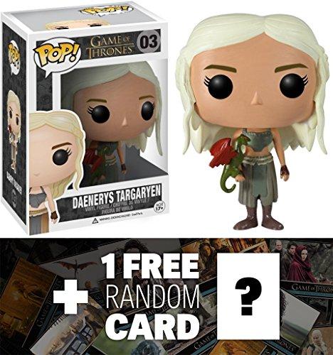Daenerys Targaryen: Funko POP! x Game of Thrones Vinyl Figur
