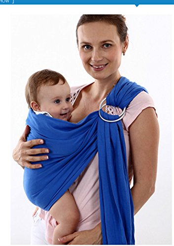 Amazon Com Stephbaby Carrier Comfortable Breathable Baby Sling