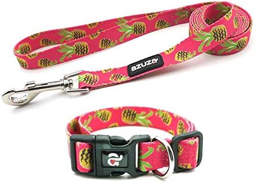 azuza Collar Adjustable Matching Pineapple product image