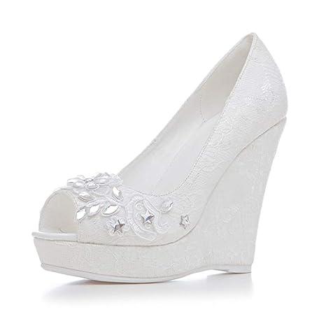 HNM Shoes Donna Scarpe col Tacco dfe21845949c