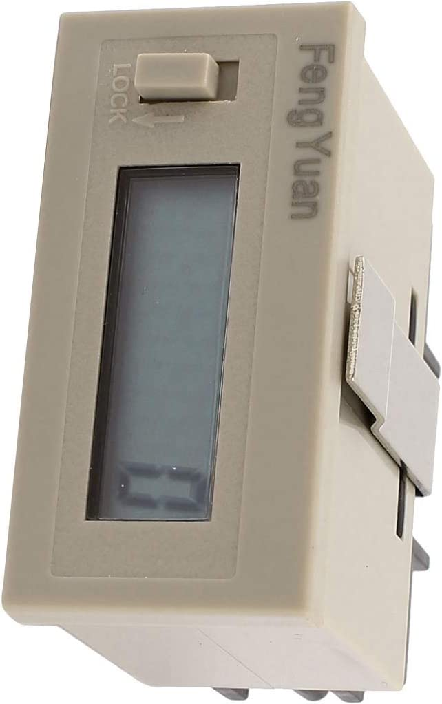H7EC-BLM 0-999999 Counting Range No-voltage Required Digital Counter
