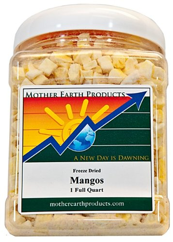 The 10 best freeze-dried mango for 2019
