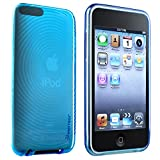 eForCity Crystal Soft Gel Case for iPod Touch 2G/3G (Blue)