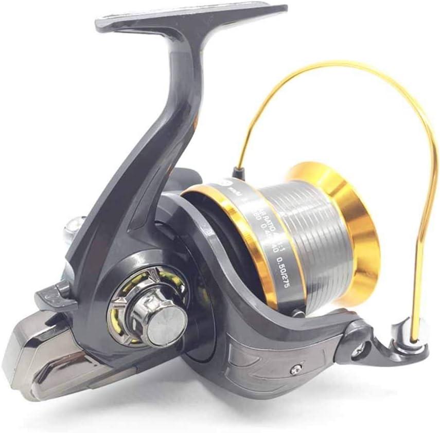 Xhtoe Spinning Carretes 12BB + 1RB 9000 Serie de Pesca de Bobina ...