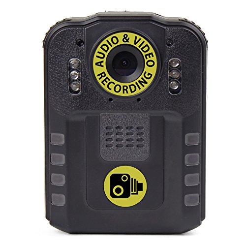REWIRE SECURITY Body Worn RX-2s High Definition 1080p Night Vision SIA Doorman...