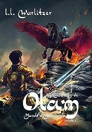 As crônicas de Olam, volume 2: mundo e submundo