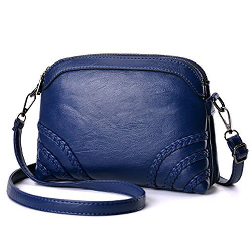 Women Bag Clutch Wallet For B Shoulder blue Purse Phone Bags Cell Crossbody Sanxiner qE6TR8R