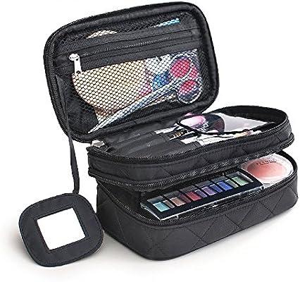 a3ba76b25c Amazon.com   MONSTINA Cosmetics Bag