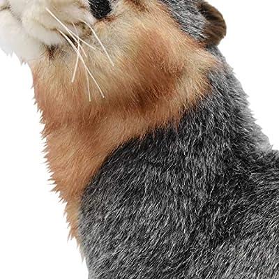 HANSA River Otter Plush: Toys & Games
