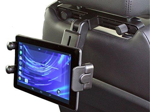 Navitech In Car Portable Tablet Head Rest/Headrest Mount/Holder For The...