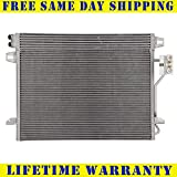 A/C AC Condenser For Dodge Chrysler Fits Grand Caravan Town & Country 3682