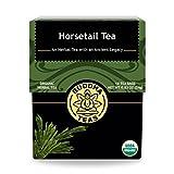 Organic Horsetail Grass Tea - Kosher, Caffeine Free, GMO-Free - 18 Bleach Free Tea Bags