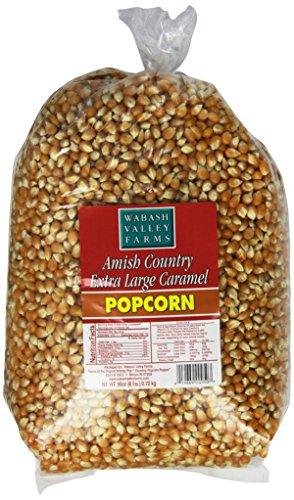 microwave caramel corn - 4