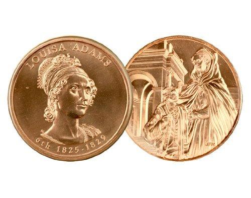 - 2008 Louisa Adams Bronze Medal