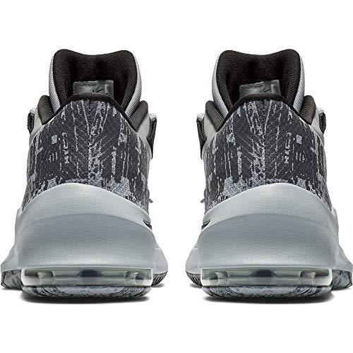 Scarpe Da black 2 Grey dark Nike Infuriate Grey Basket Uomo Mid Air wolf Max Multicolore 003 7X7nOYw