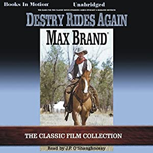 Destry Rides Again Audiobook
