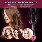 One Step Hair Dryer and Volumizer, RVB BEAUTY Hot