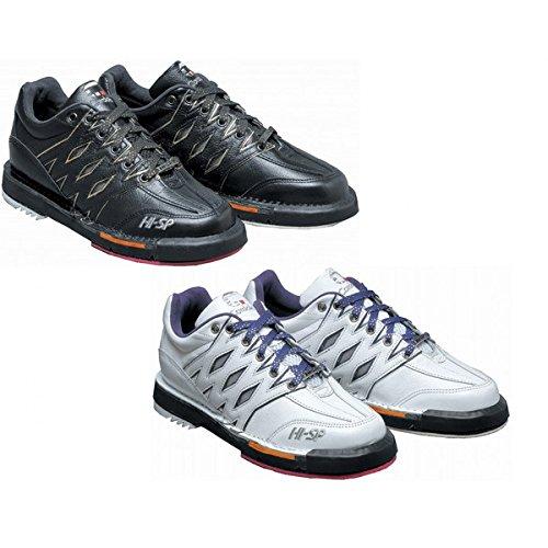 (ハイスポーツ) ボウリングシューズ コアドロEVO 全2色 【ボウリング用品 靴】 B0176HH7IW 28.0cm ホワイトパープル