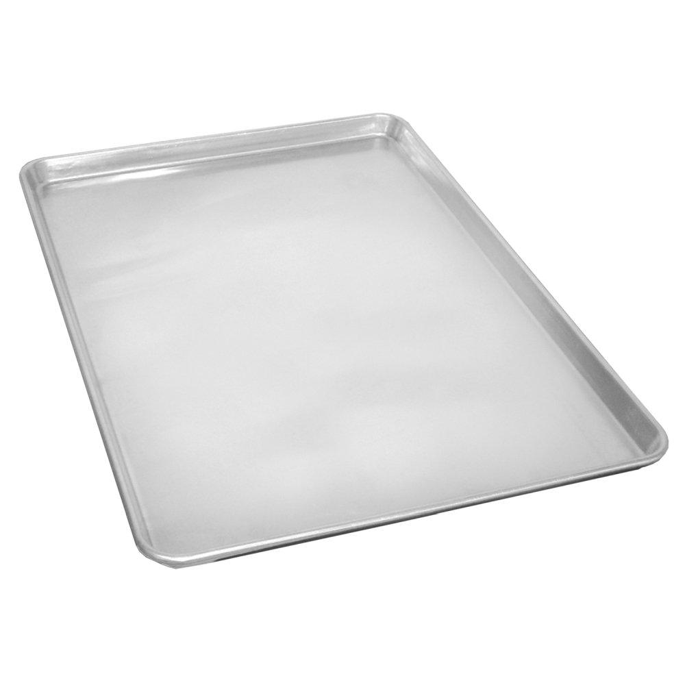 Excellant/é 18 x 26 Full Size Aluminum Sheet Pan 12 Gauge Excellanté ALSP1826S