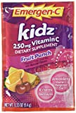 Cheap Alacer Emergen-C Kidz Supplement, Fruit Punch, 30 Count