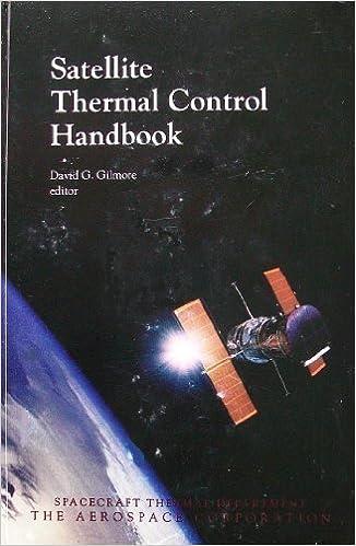 spacecraft thermal control handbook fundamental technologies - photo #7