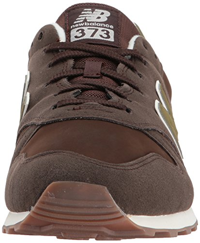 Brs 373 brown Marrone Balance Sneaker Uomo New Cw4zqvY