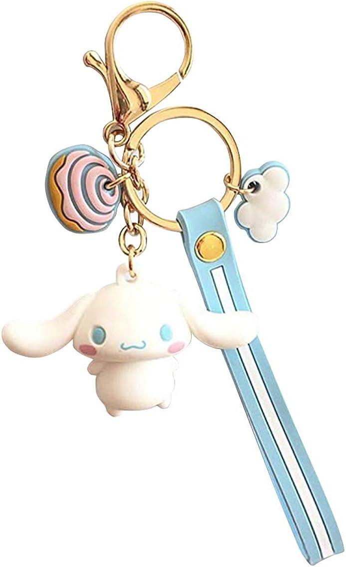 Cartoon Keychain Hello Kitty Womens Purse Charms For Handbags Cute Key chain