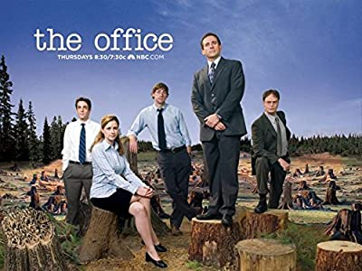 TV Show The Office (US) Michael Scott Poster Print (12 inch X 18 inch, Rolled) By A-ONE POSTERS