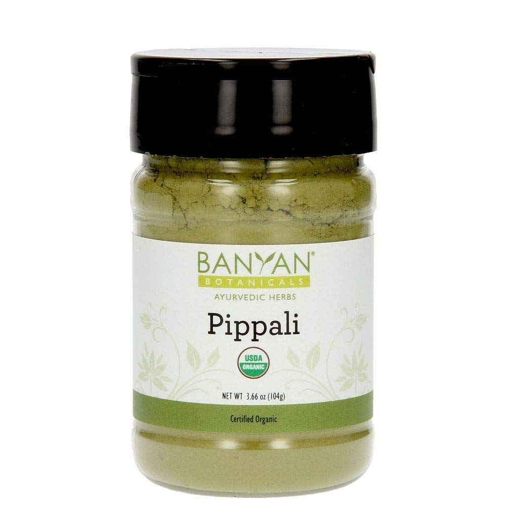 Banyan Botanicals Organic Pippali Powder