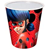 Pack 10Cups Party Marvelous Ladybug