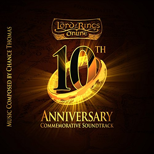 The Lord of the Rings Online (10th Anniversary Commemorative Soundtrack)