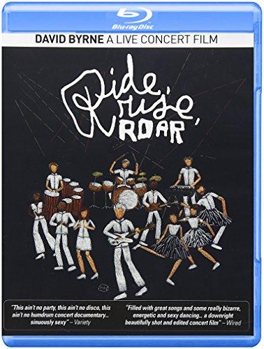 Blu-ray : David Byrne - Ride Rise Roar (Blu-ray)