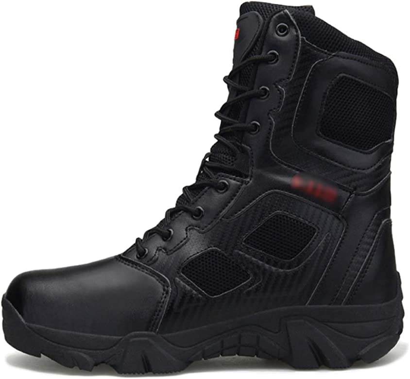 Delta Military Tactical Boots Men/'s Desert Combat Outdoor Army Hiking Shoes