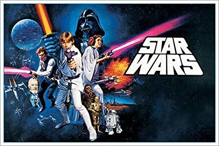Póster Star Wars - A New Hope - cartel económico, póster XXL ...