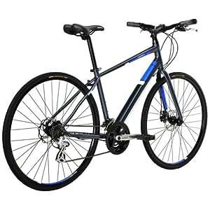 Diamondback Insight 2 Flat Bar Road Bike - 2016 Performance Exclusive SMALL BLUE