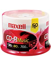MUSIC CD-RS 50-PACK