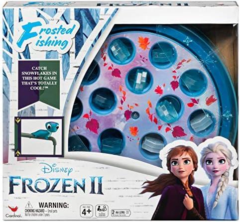[해외]디즈니 겨울왕국 2 프로스티드 낚시 게임 아이들과 가족을 위한 / Disney Frozen 2 Frosted Fishing Game for Kids & Families