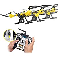 RC DroneOutdoor, Bangcool Quadcopter Toy 2.4GHz Six Channel Wifi Transmission 360 Degrees Flips Roll Headless Mode Quad Drone
